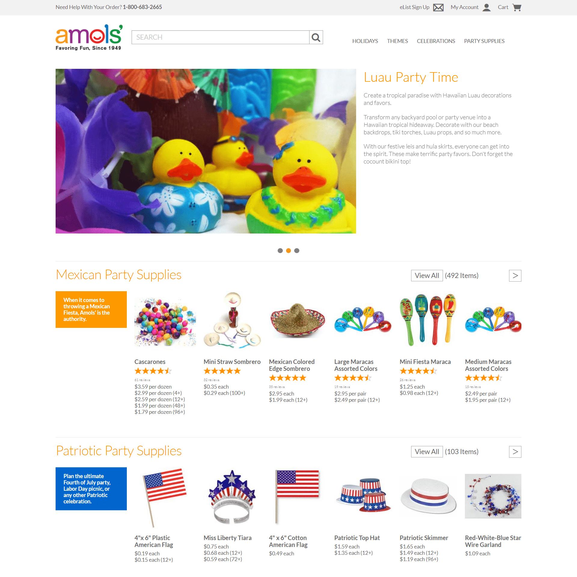 Amols' Specialty