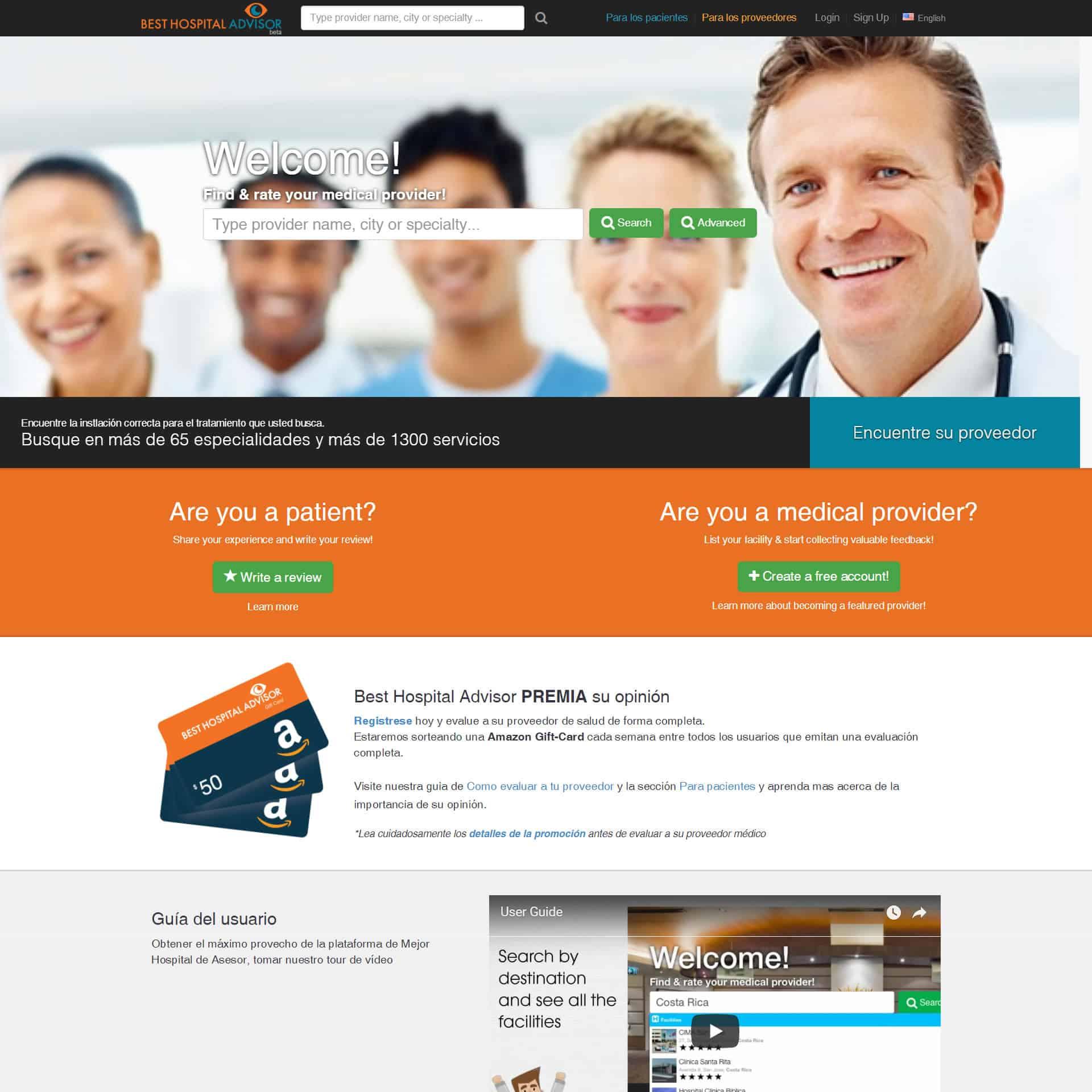 besthospitaladvisor