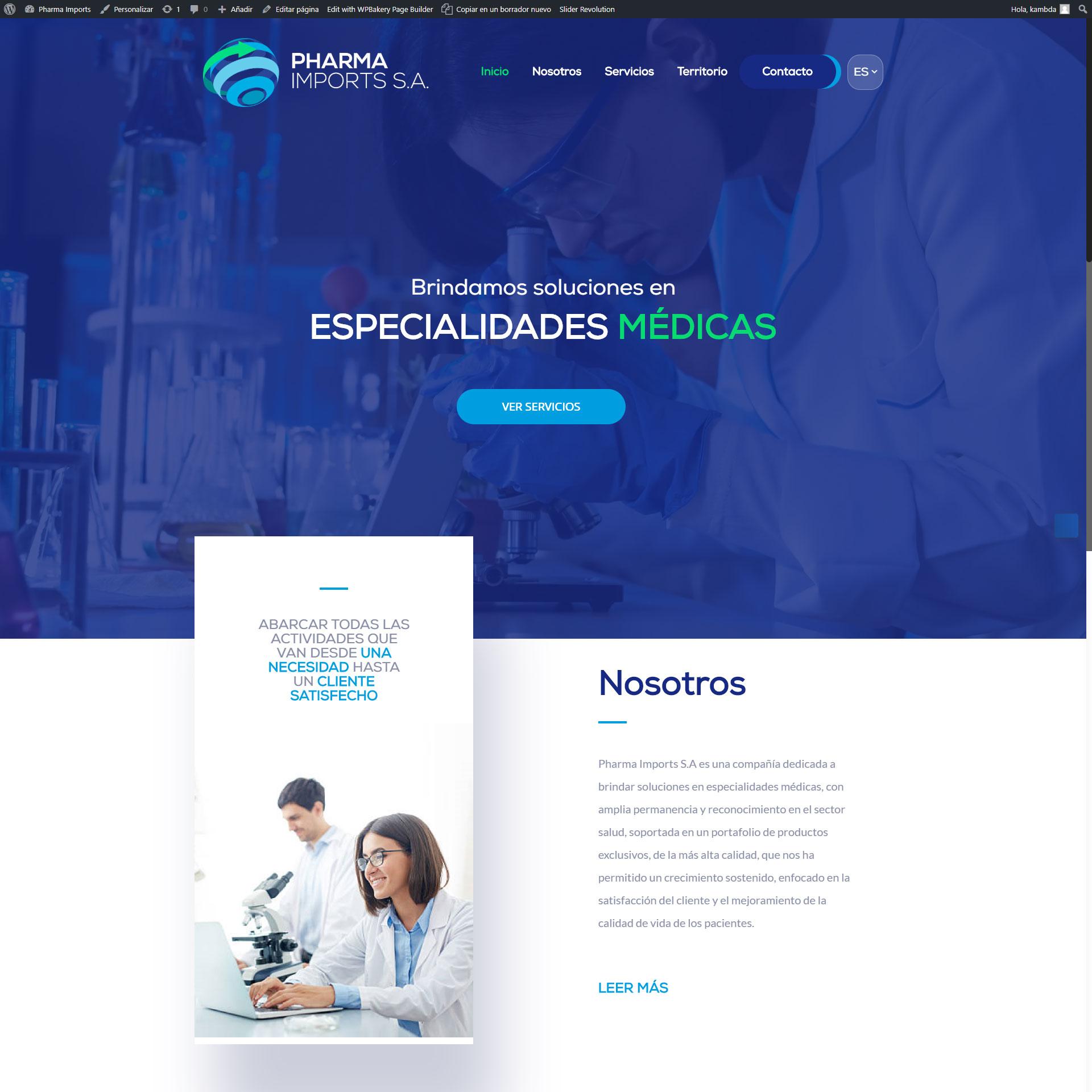 PharmaImports